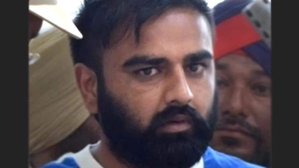 Punjab's most wanted gangster Harjinder Singh, alias Vicky Gounder, and his aide Prema Lahoriya were killed in an encounter while Sawinder Singh, another aide of Gounder, died of his injuries at the civil hospital in Abohar, around 30km from the spot, in Punjab's Fazilka district.