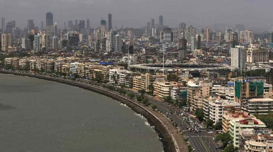View of Mumbai's Marine Drive. The New World Wealth report puts the US in the no.1 spot on the list with its total wealth held in 2017 amounting to $64,584 billion. Total wealth refers to the private wealth held by all the individuals living in each country.