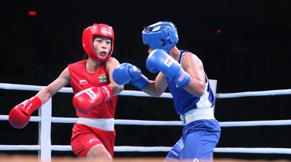 Shiva Thapa,Mary Kom,India Open