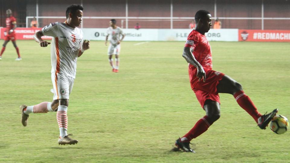 NEROCA FC,Churchill Brothers,I-League