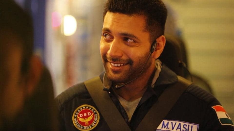 Jayam Ravi's upcoming film with director Ahmed is not  a remake of Baby.