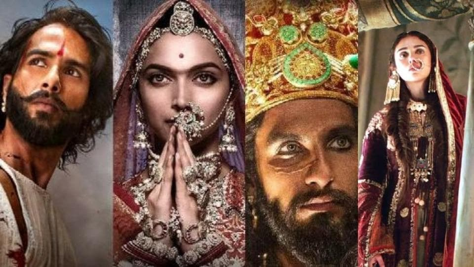 Padmaavat's costume designer, Rimple and Harpeet Narula, took to Instagram on Tuesday to talk about the signature styles of Padmaavat's lead characters
