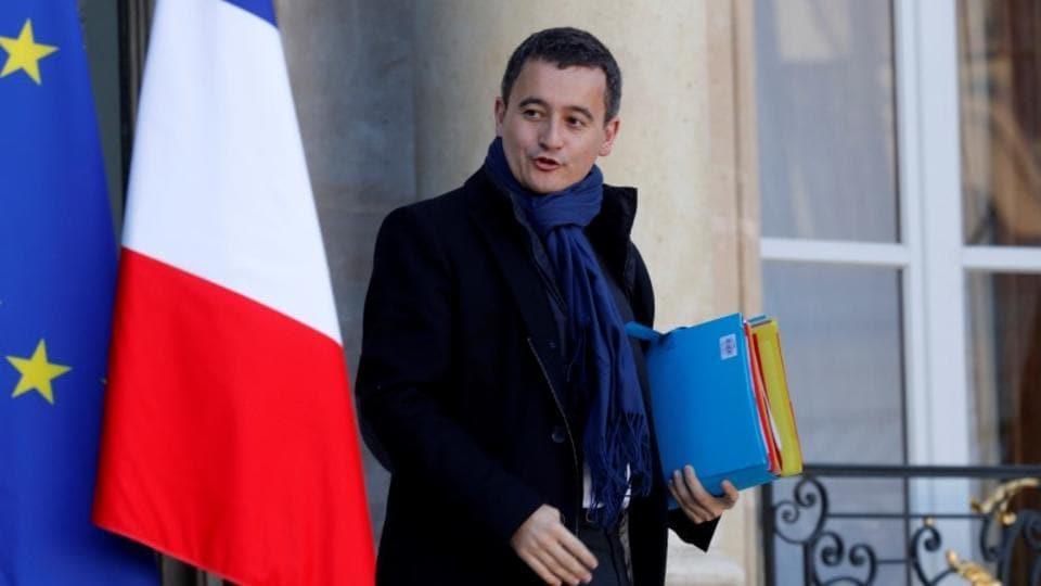 French budget minister,Gerald Darmanin,Emmanuel Macron