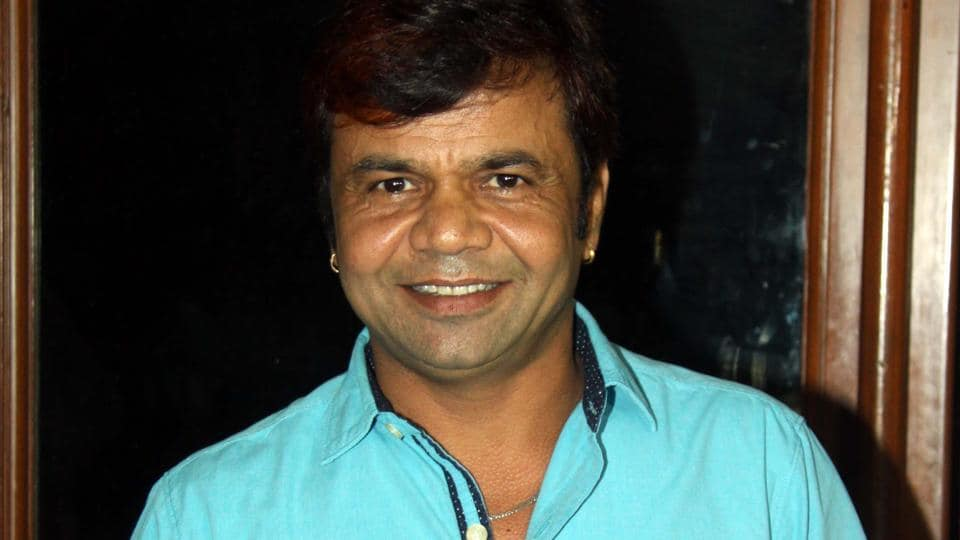Actor Rajpal Yadav is currently shooting for a Hollywood film.