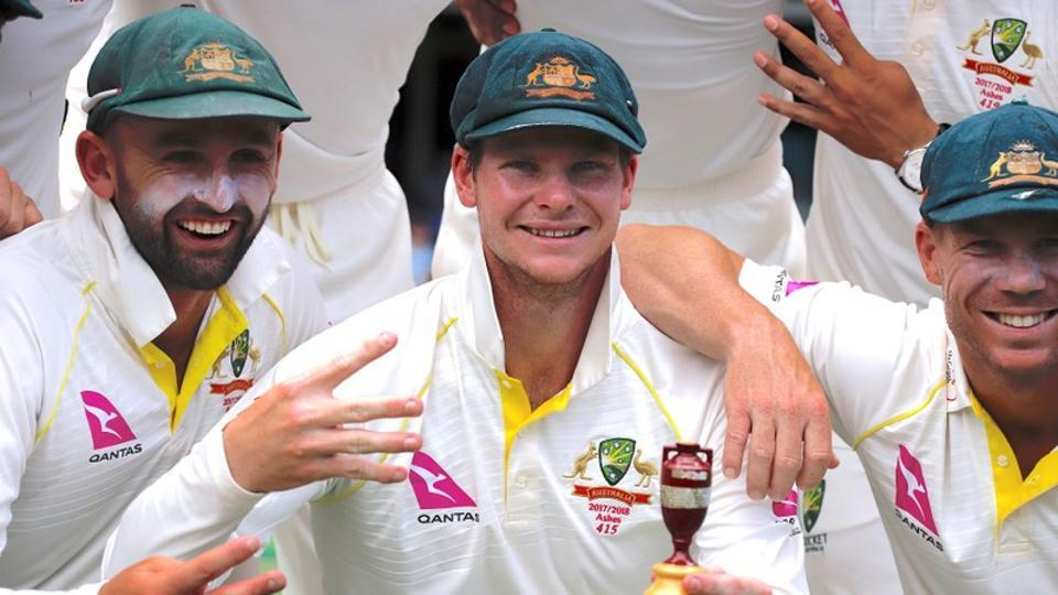 Steve Smith-led Australia thrashed England in the Ashes recently.