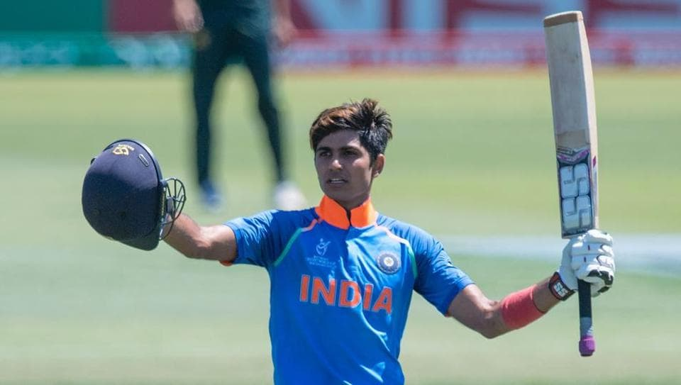 Under-19 Cricket World Cup,ICC U-19 World Cup,Shubman Gill