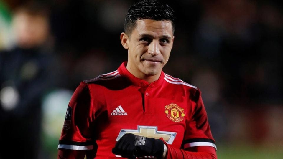 Alexis Sanchez moved to Manchester United from Arsenal this month.