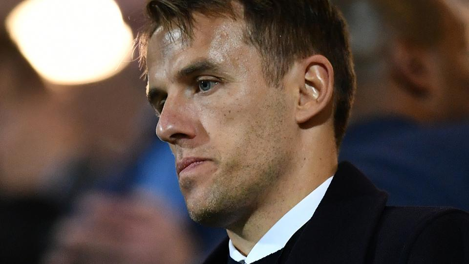 English FA,Phil Neville,England football team