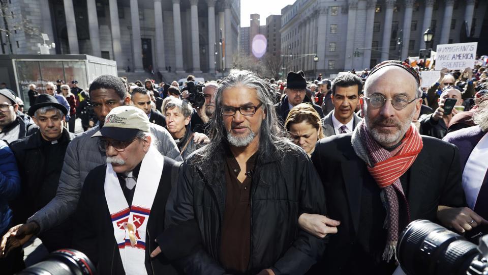 Immigration activist,Ravi Ragbir,Indian-descent immigration activist Ravi Ragbir