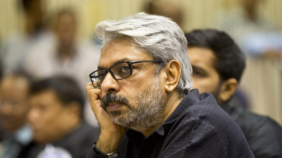 Sanjay Leela Bhansali was abused by the Karni Sena when he started shooting for Padmaavat in Jaipur.