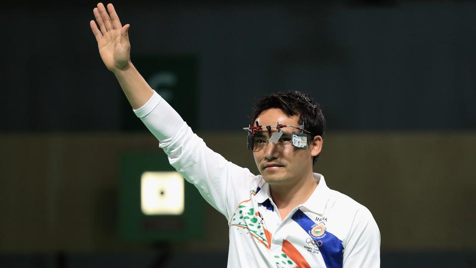Jitu Rai, Army shooter and the 2014 Asian Games gold medallist, will take part in both air pistol and 50m free pistol events at the Commonwealth Games 2018 in Gold Coast.