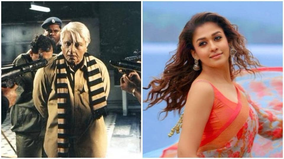Kamal Haasan might be paired opposite Nayanthara in his upcoming film Indian 2.