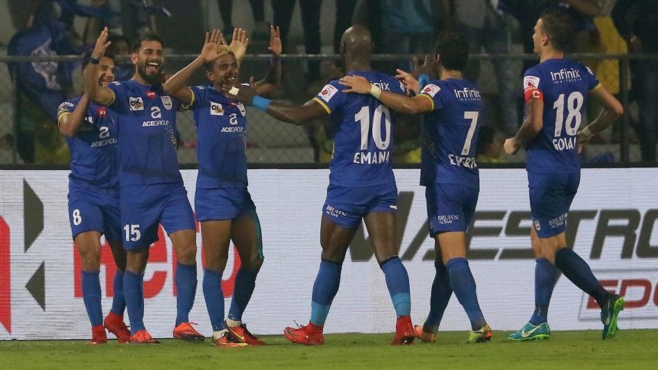 Indian Super League,ISL,Mumbai City FC