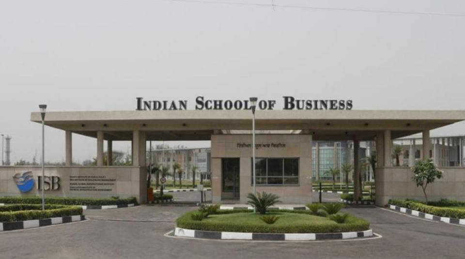 Indian School of Business,business manager,criminal breach of trust