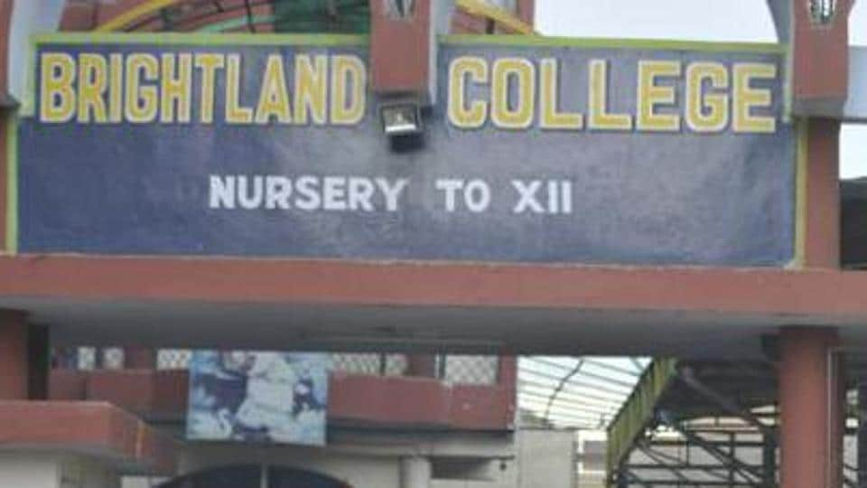 Brightland school,School stabbing case,Lucknow