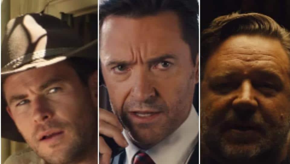 Chris Hemsworth,Luke Hemsworth,Hugh Jackman