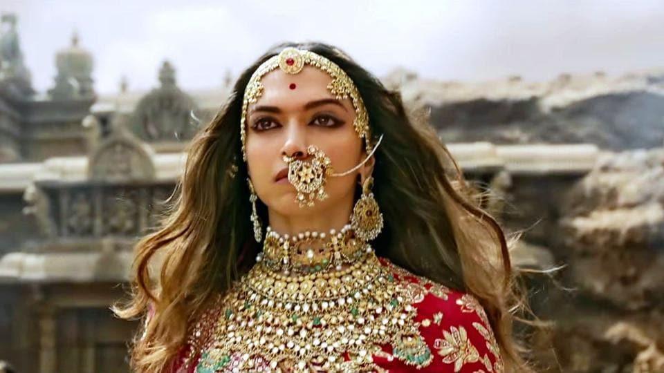 Deepika Padukone plays Padmavati in the film.