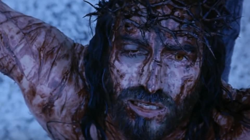 Passion of the Christ has often been described as one of the most violent films of all time.