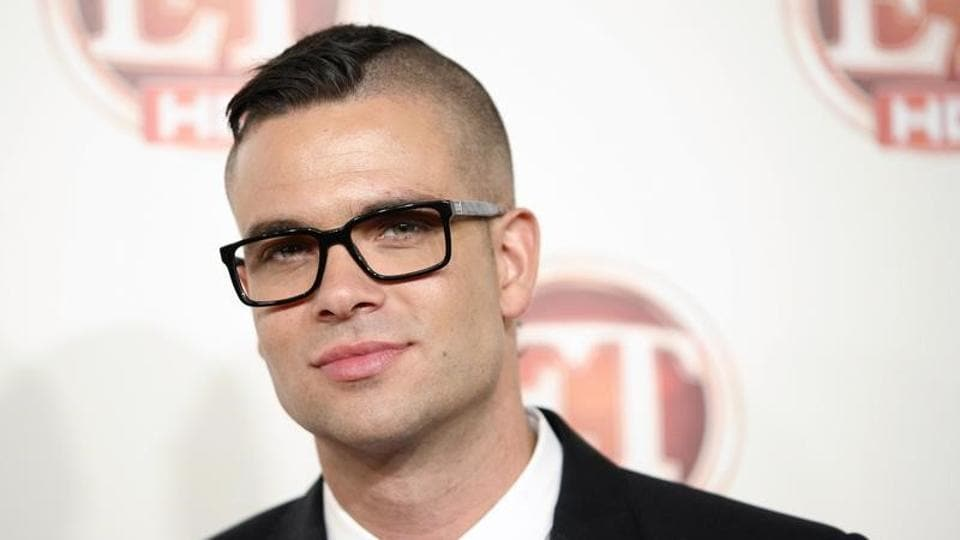 Mark Salling arrives at the Entertainment Tonight Emmy Party in Los Angeles, California September 19, 2011.