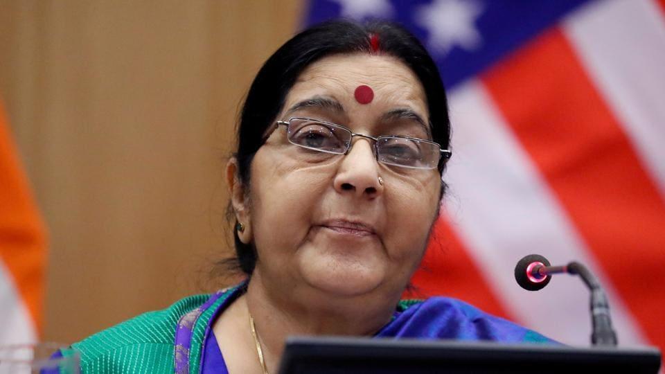 Sushma Swaraj,Sushma Swaraj Nepal visit,Nepal