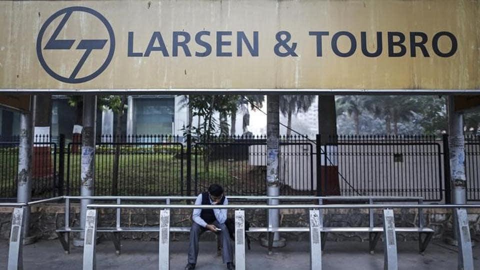 Larsen & Toubro third-quarter profit surges 53 percent, beats estimates