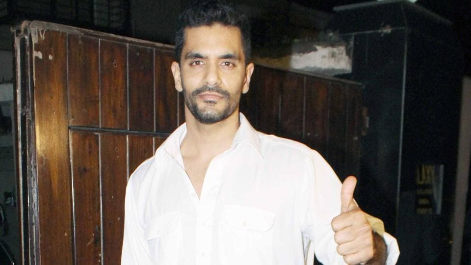 Actor Angad Bedi will next be seen in the film Soorma alongside Dilit Dosanjh and Taapsee Pannu.