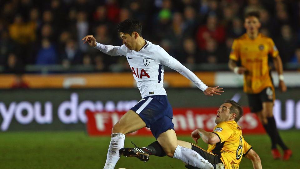 Son Heung-min,Tottenham Hotspur F.C.,Premier League