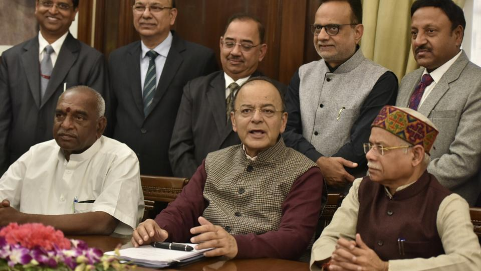 Union Budget 2018,Arun Jaitley,Finance minister