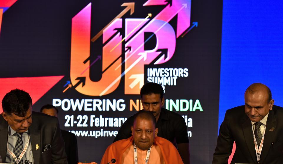 Chief minister Yogi Adityanath,Uttar Pradesh Investors' Summit-2018,Noida development