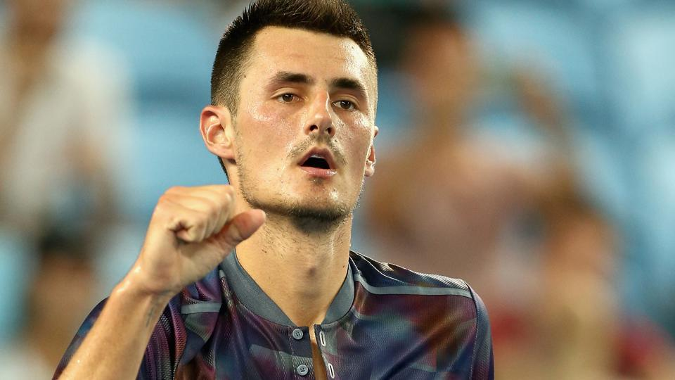 Bernard Tomic slammed Tennis Australia and said that something isn't going right in the institution.