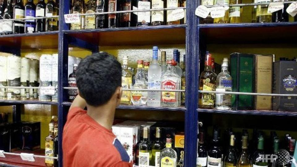 The Supreme Court prohibited the sale of liquor within 500 metres of state and national highways from April 1, 2017.