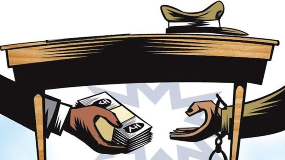 Image result for bribe in government office