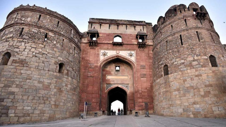 The India Trade Promotion Organisation realigned its 1.1km Mathura Road-Ring Road underpass cutting through Pragati Maidan as the project was too close to Purana Qila and Sher Shah Suri's fort