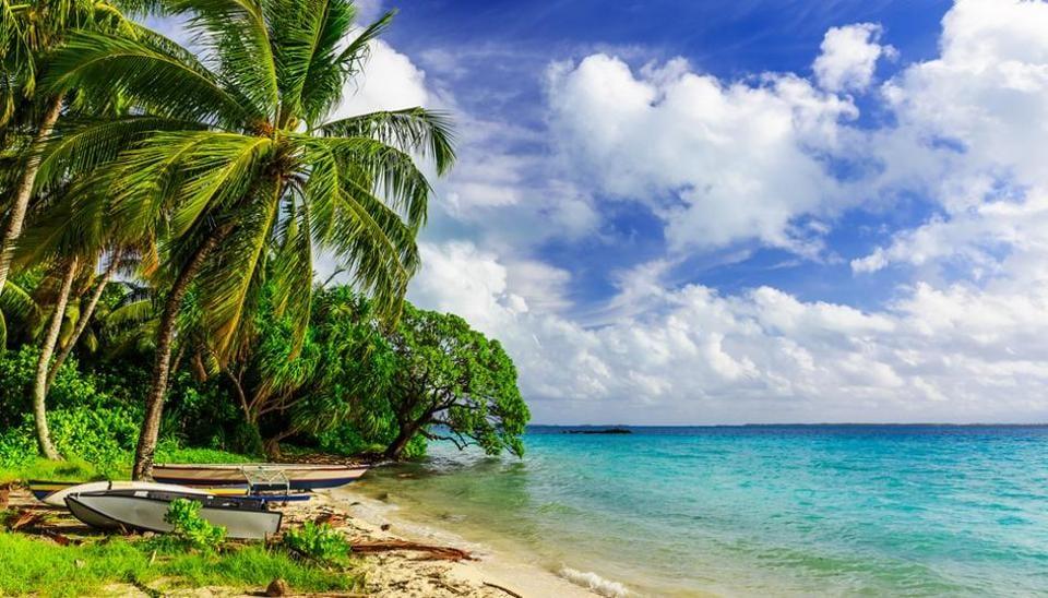 Anote's Ark,Travel,Kiribati