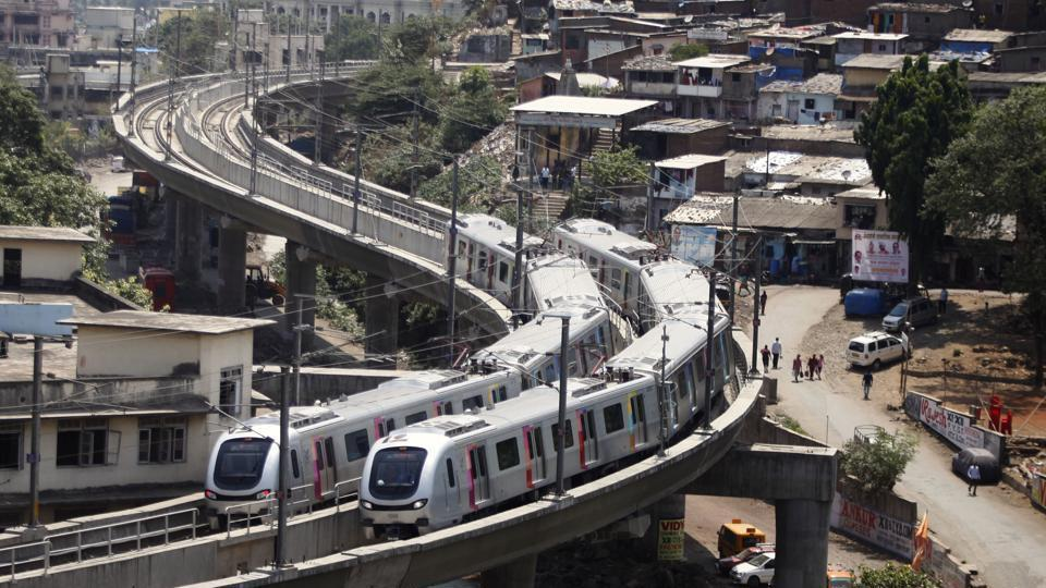 Metro-3 is a 33.5km fully-underground corridor connecting South Mumbai to the western suburbs. It is expected to be commissioned by 2021.