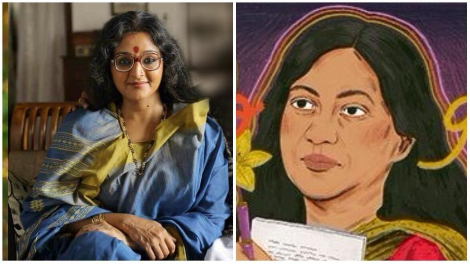 Kamala Das's biopic titled Aami stars Manju Warrier in the titular role.