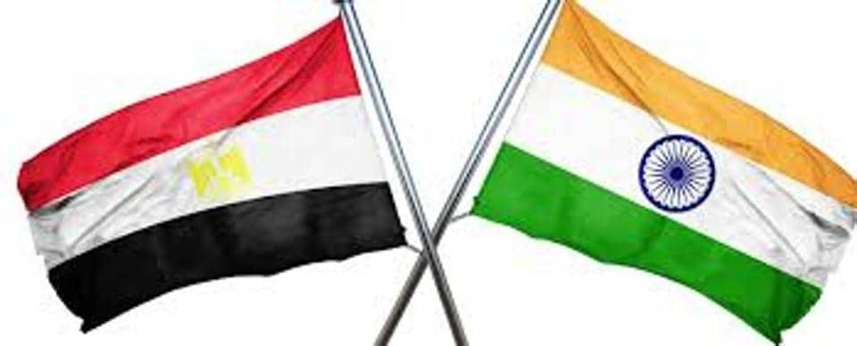 India,Egypt,India Egypt relations