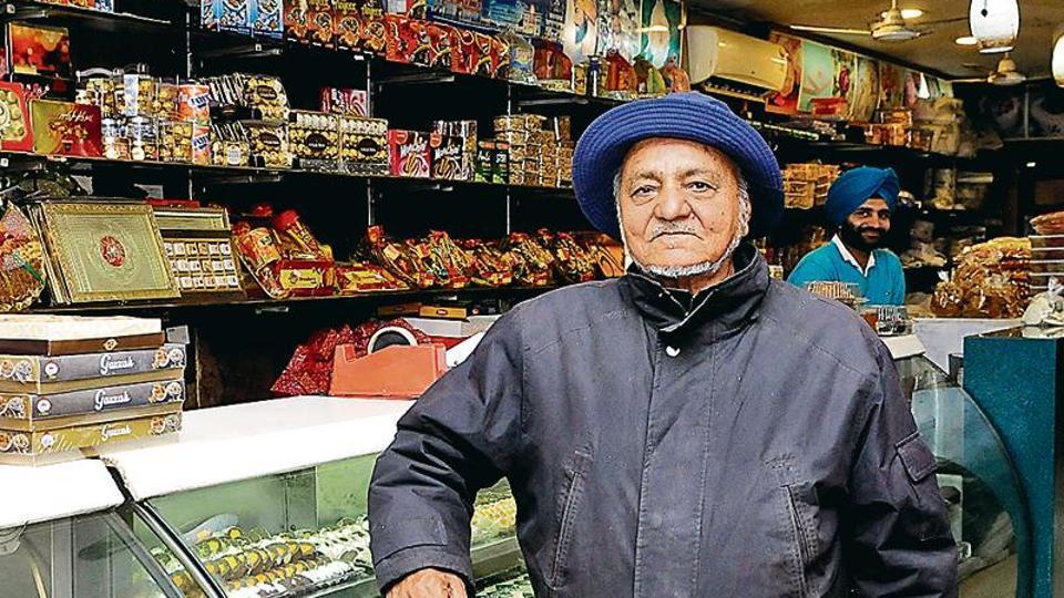 Katani Sweets,Mohali,old sweet shops