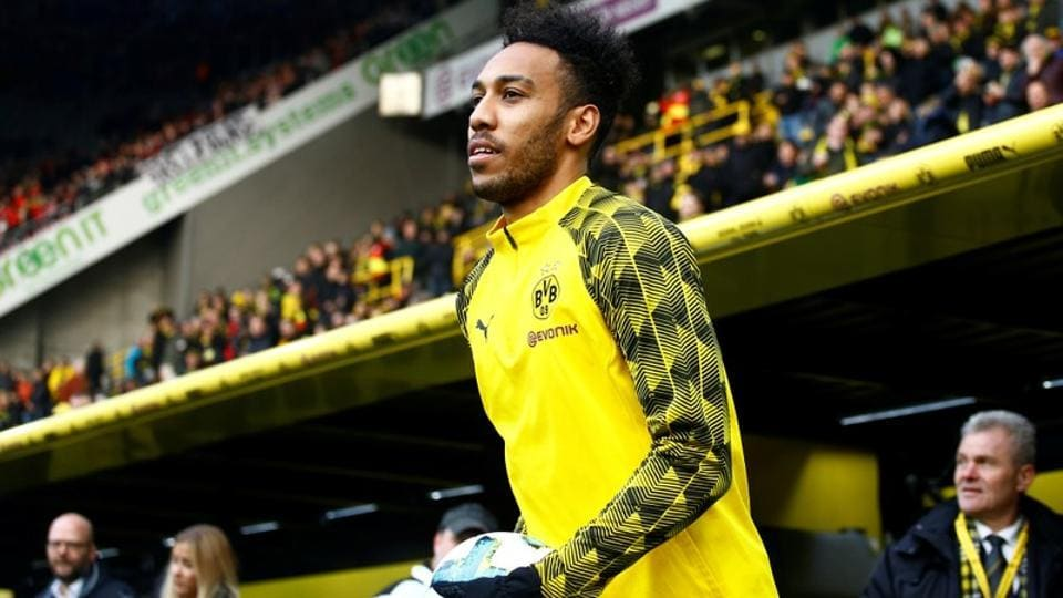 Pierre-Emerick Aubameyang completed his long-awaited move to Arsenal on deadline day, the Premier League parting with a club-record £56million for his services.
