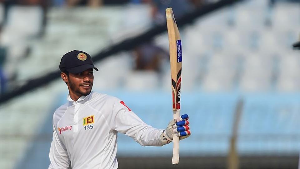 Bangladesh vs Sri Lanka,Dhananjaya de Silva,Mominul Haque