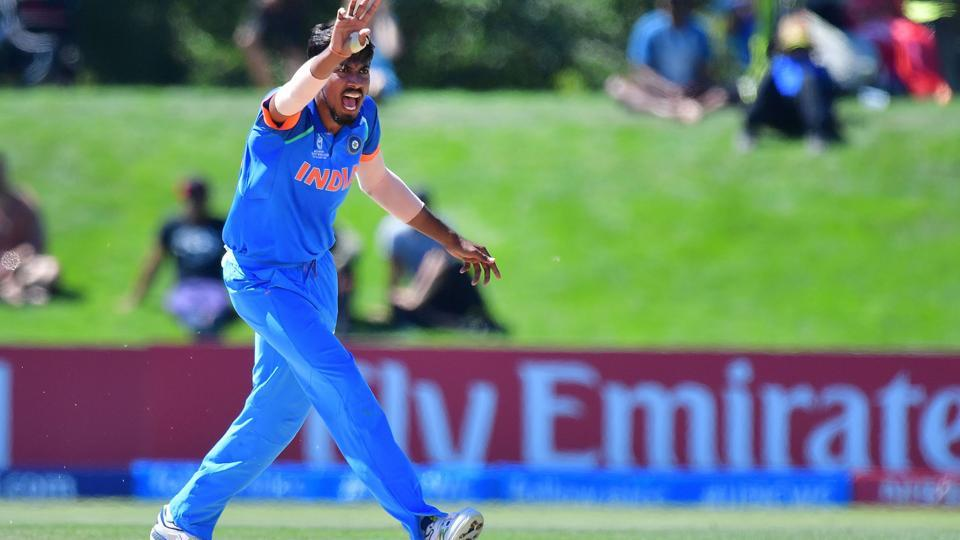 The Prithvi Shaw-led Indian U-19 cricket team will bank on Ishan Porel in the final of the ICC U-19 Cricket World Cup final vs Australia/
