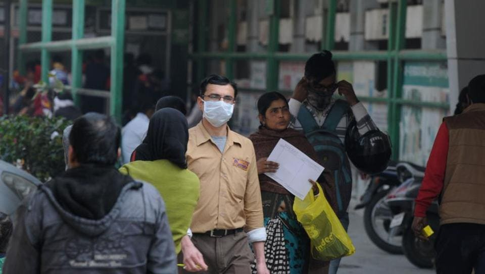 This is the fourth case of swine flu that has been detected in the city this year. However, only one of the four patients is a resident of Gurgaon city.