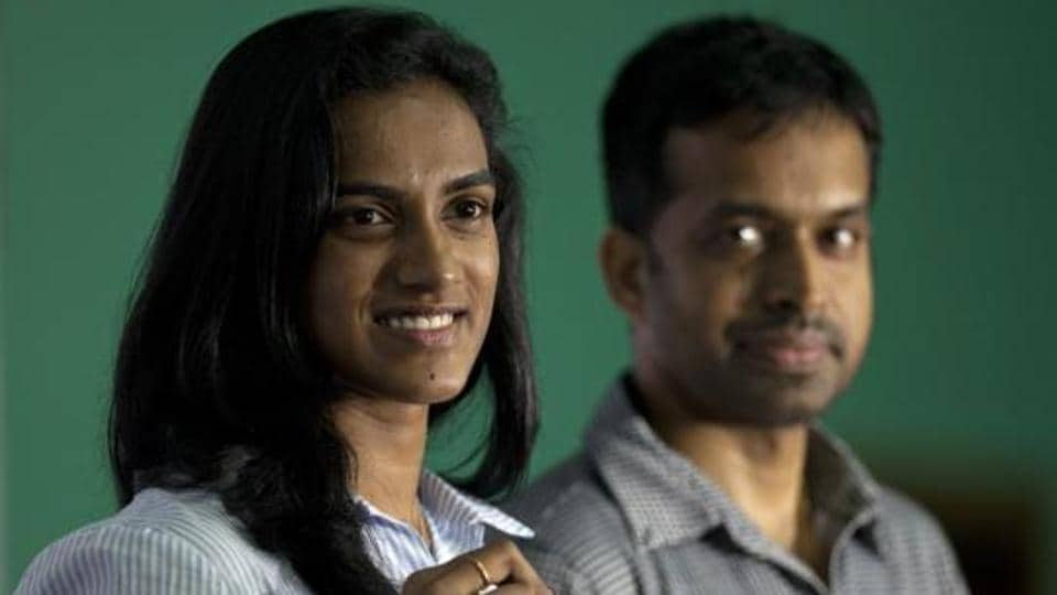 Indian badminton player PV Sindhu is one of the most famous proteges of coach Pullela Gopichand.