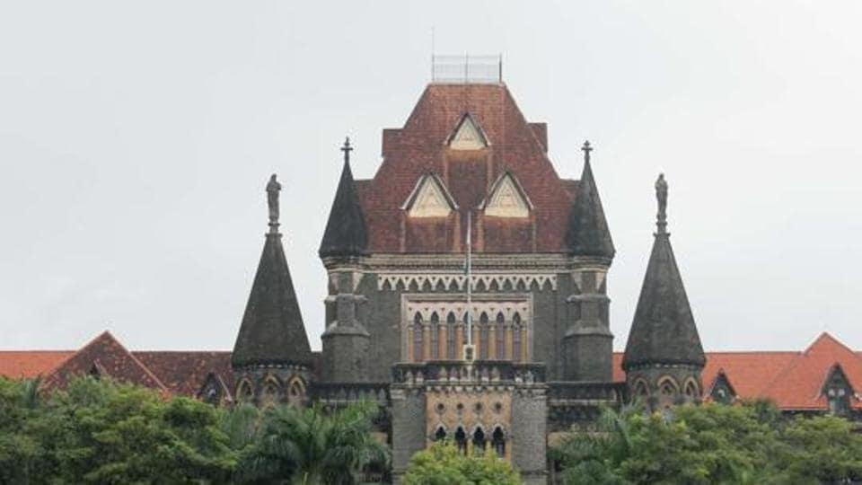 A view of the Bombay high court.