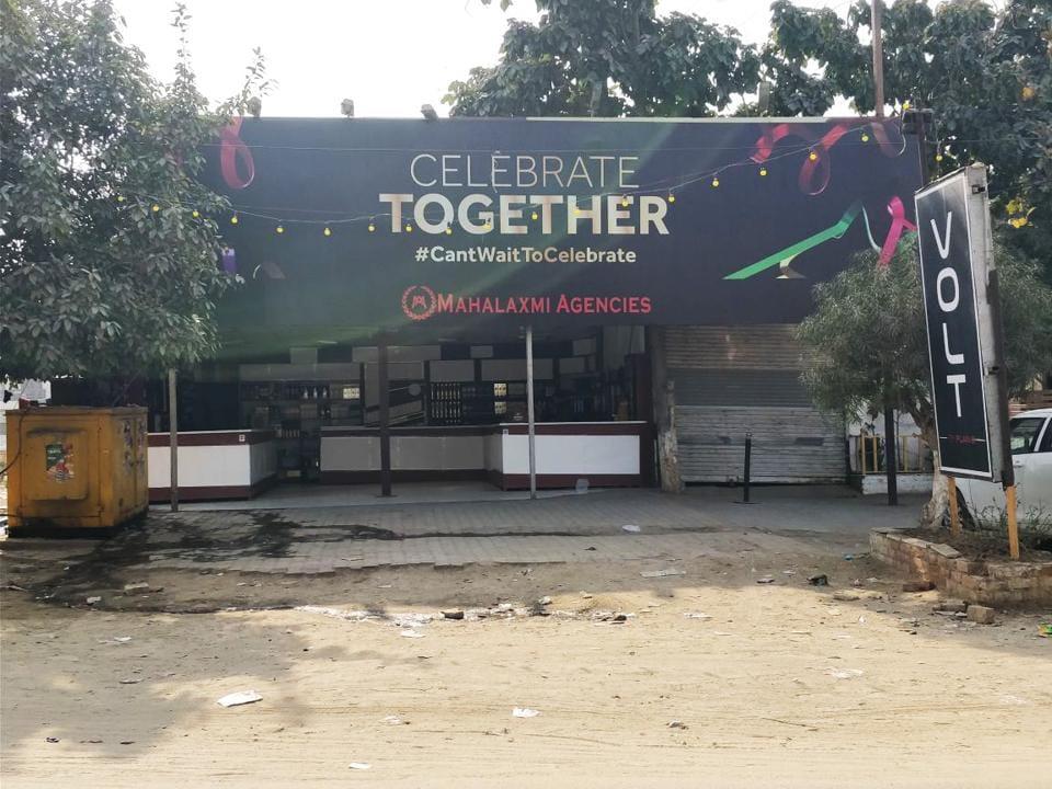 DLF-3,Liquor Shop,Gurgaon