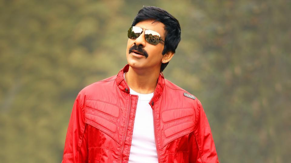 Ravi Teja is awaiting the release of this week's action entertainer Touch Chesi Chudu .