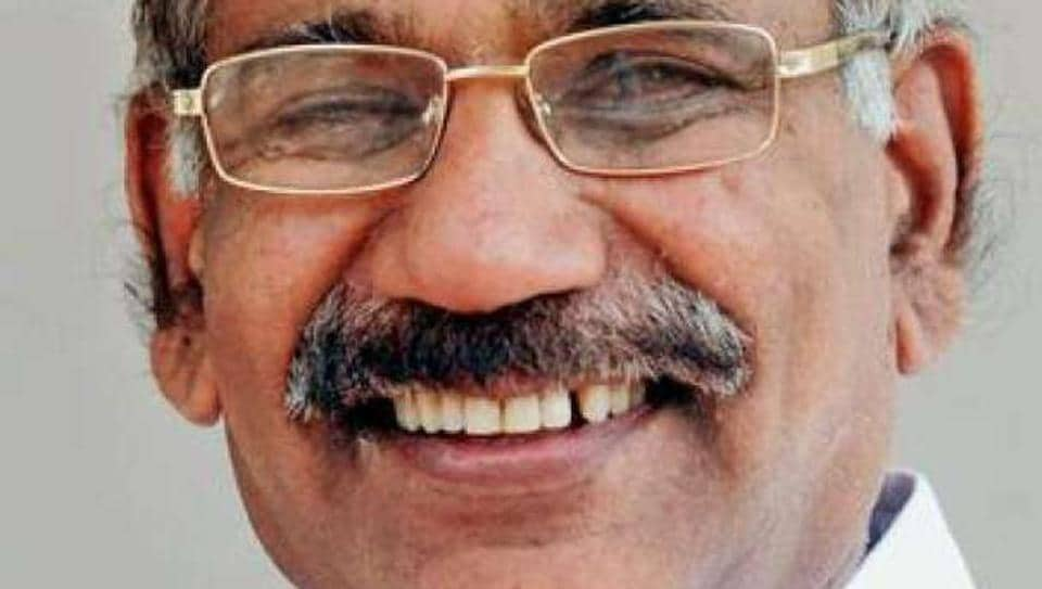Saseendran back as minister in LDF cabinet