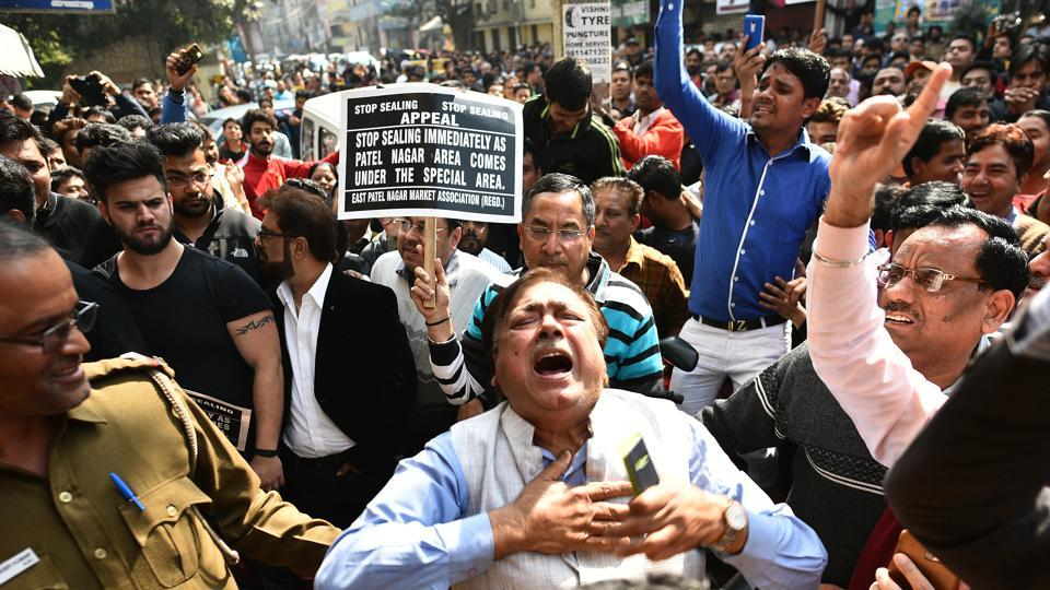 The Confederation of All India Traders (CAIT), which claims the support of 2,000 traders associations in the city, has called for a bandh on February 2 and 3.