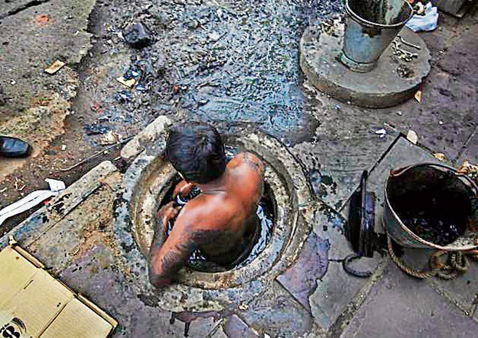 Last year, following the death of 10 sanitation workers in the city sewers in separate incidents in July-August, the Delhi government finally listed safety measures to be taken up wherever mechanical cleaning is not possible.
