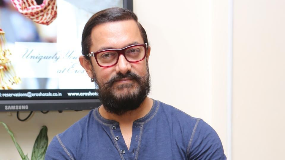 Aamir Khan is currently shooting for Thugs Of Hindostan.